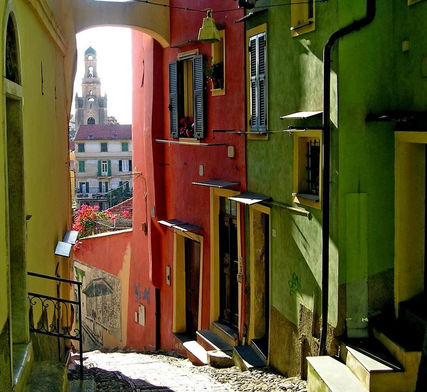 Houses in Sanremo