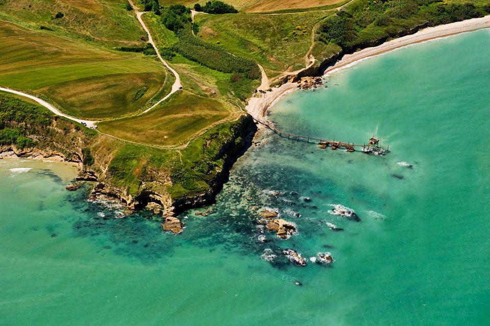 Abruzzo coastline