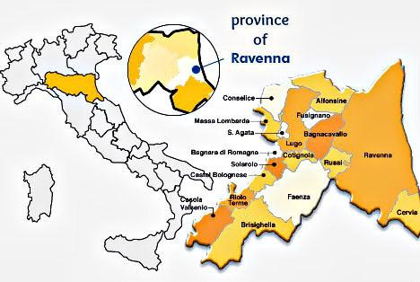 Ravenna area