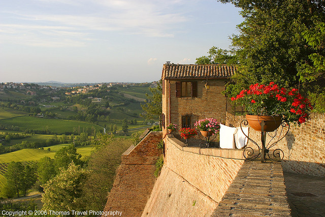 home in Le Marche