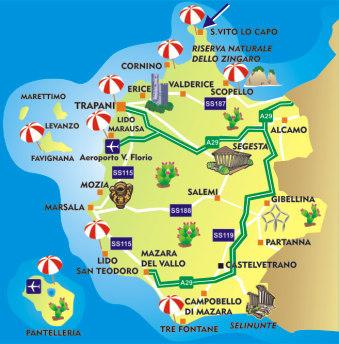 cartina mappa provincia trapani(1)