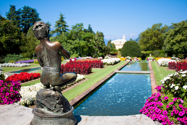 Villa Taranto Gardens