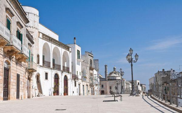 Cisternino - Puglia