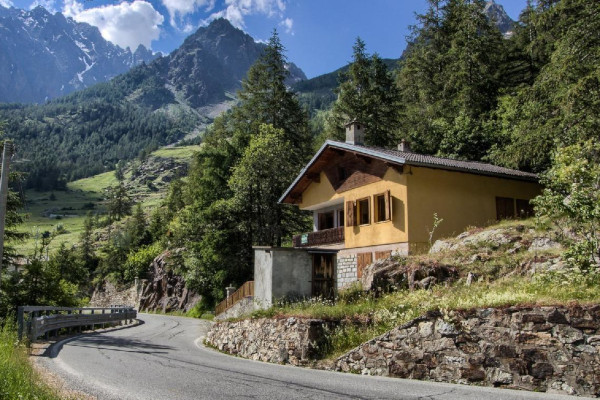 House in Valle d'Aosta