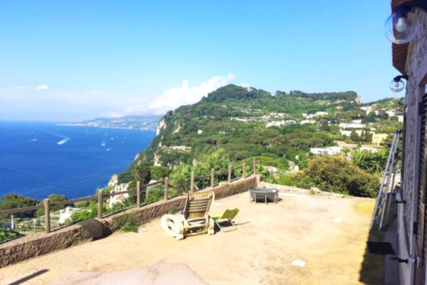 House in Capri