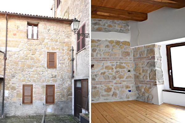 townhouse in Tuscia
