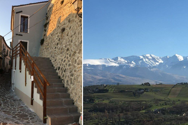 detached house in Abruzzo