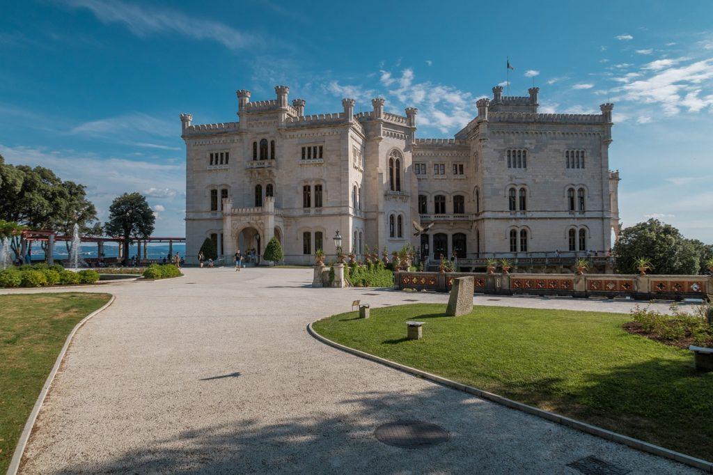 Trieste castle