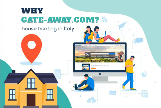How Gate-away.com Can Help You Find Your Dream Home in Italy