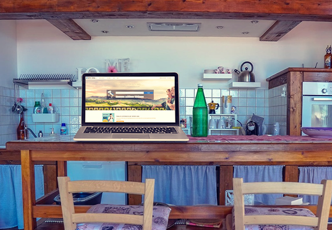 Working from home in Italy: the ideal properties
