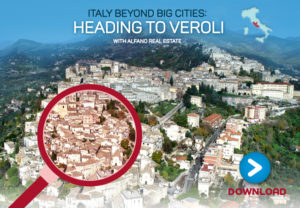 Italy beyond big cities: Heading to Veroli