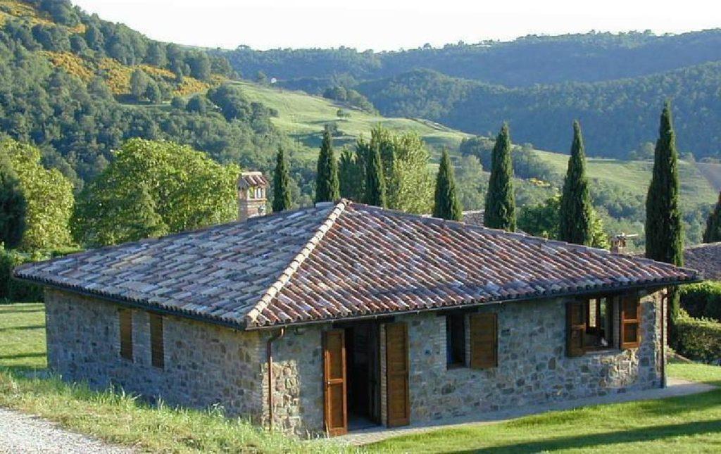 Wonderful stone house – Todi, Umbria