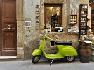 Everybody dreams of owning a home in Italy