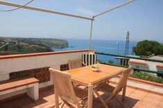 1 bedroom self-contained apartment, 44 m²