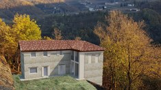 4 bedroom farmhouse, 250 m²