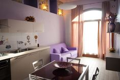 1 bedroom self-contained apartment, 65 m²