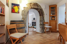 2 bedroom historic house, 75 m²