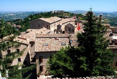 Historic house for sale in MONTALTO DELLE MARCHE (AP)